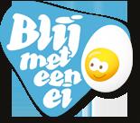 Blij met een ei